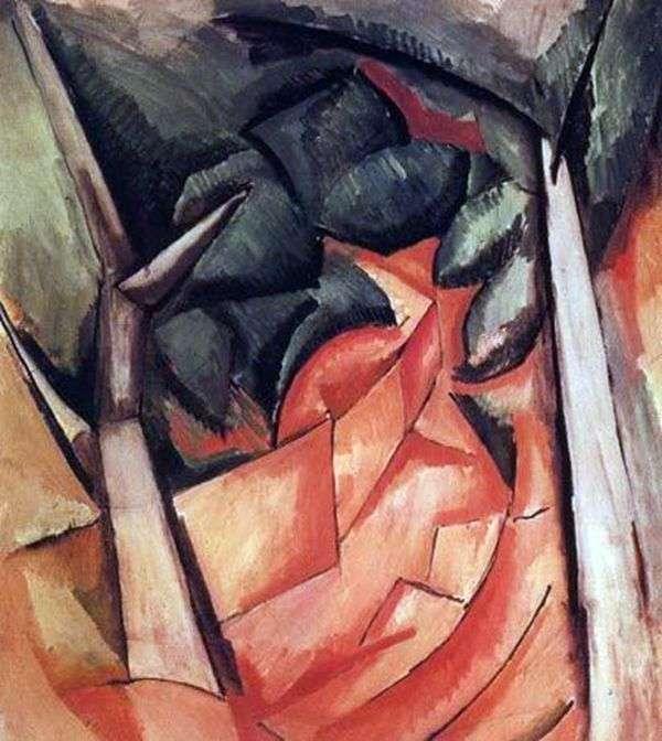 Estak的树木   Raoul Dufy