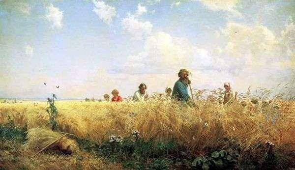 Kostsy(苦难时间)   Grigory Myasoedov