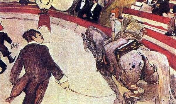 在马戏团费尔南多   亨利德图卢兹   洛特雷克