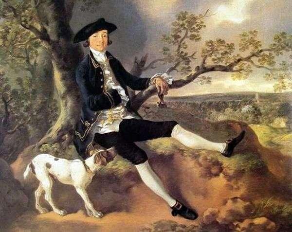 John Plampin   Thomas Gainsborough