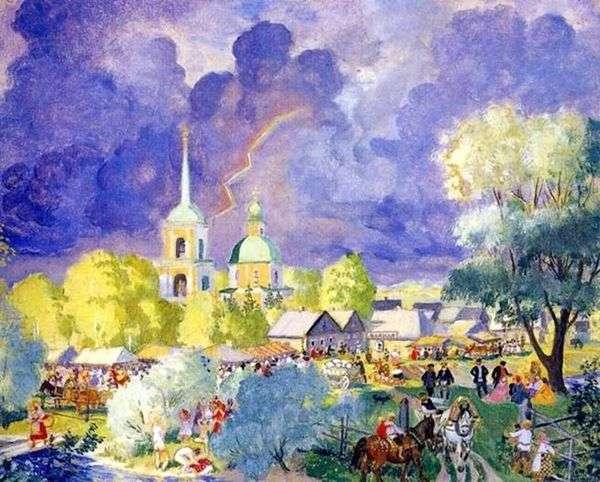 雷雨   鲍里斯库斯托季耶夫