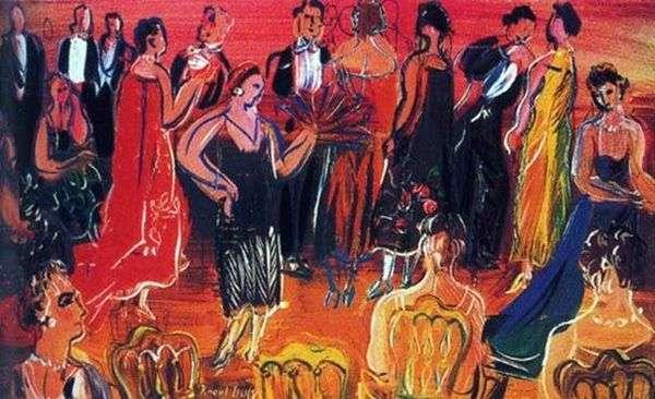 接待处   Raoul Dufy
