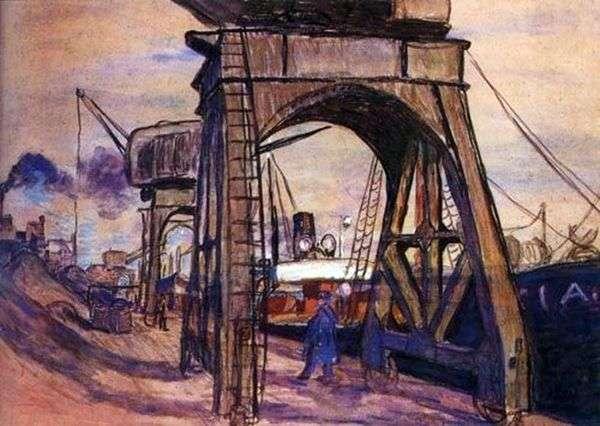 科尔伯特码头   拉乌尔杜菲