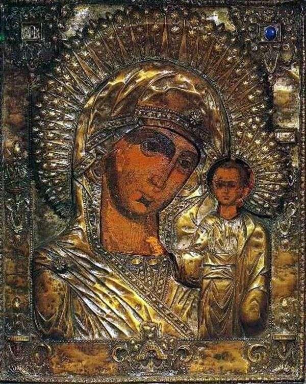 我们的喀山圣母