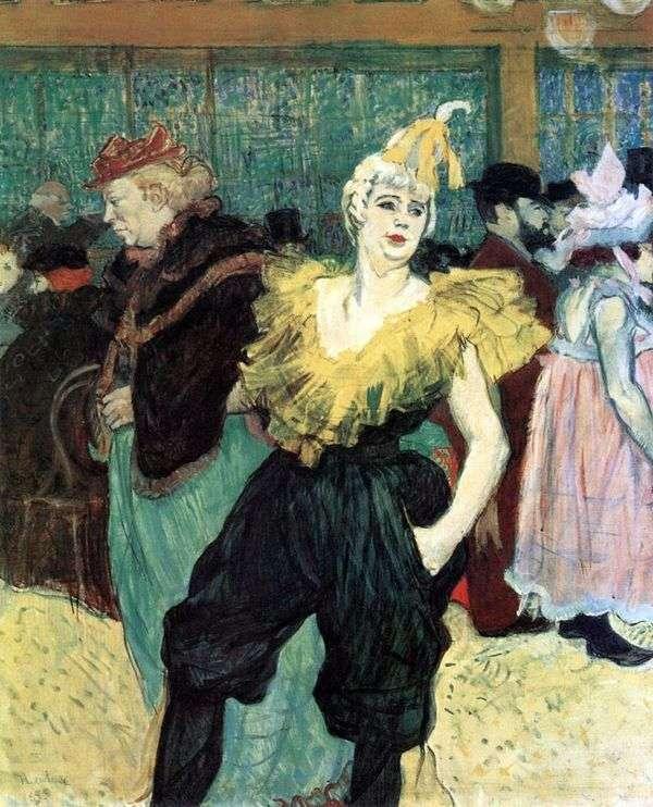 Clowness Sha U Cao   Henri de Toulouse Lautrec