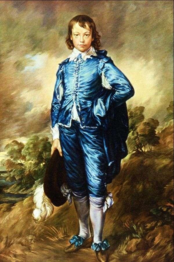 Jonathan Buttola的画像   Thomas Gainsborough
