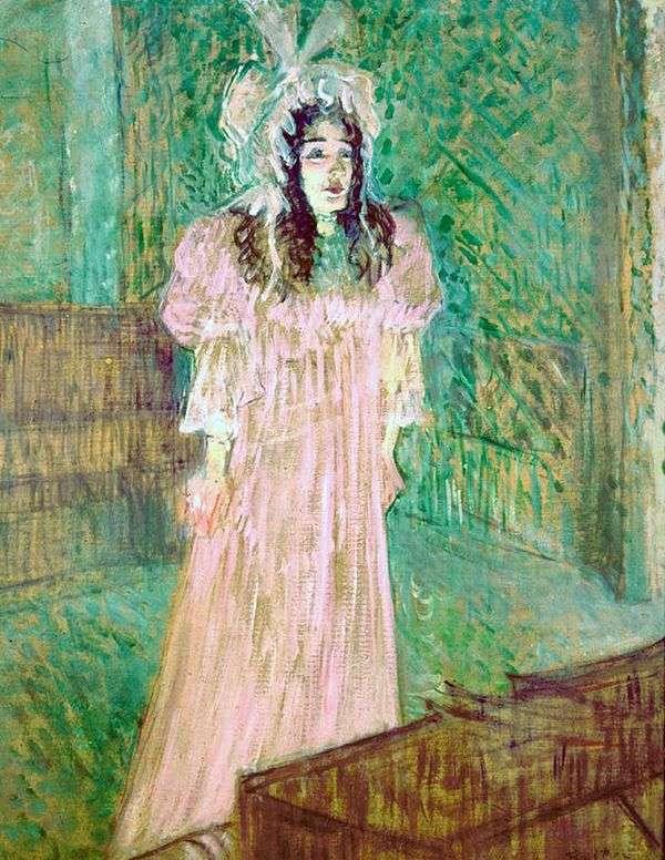 May Belfort   Henri de Toulouse Lautrec