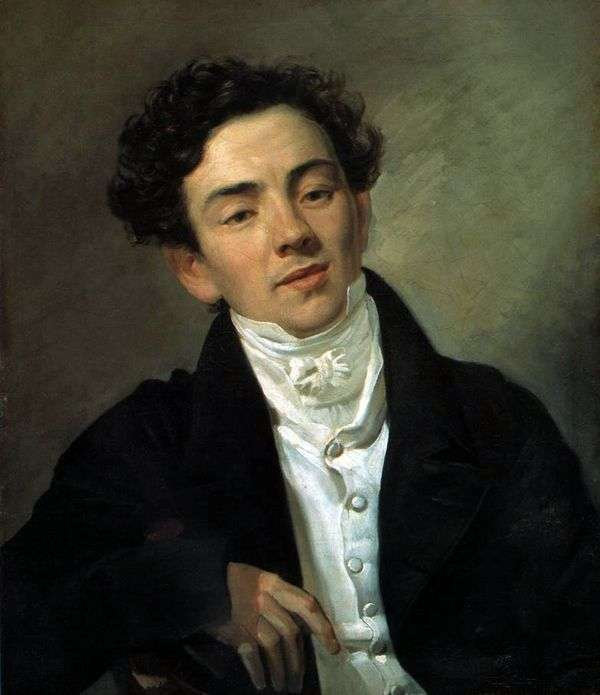 A. N. Ramazanova的肖像   Karl Bryullov