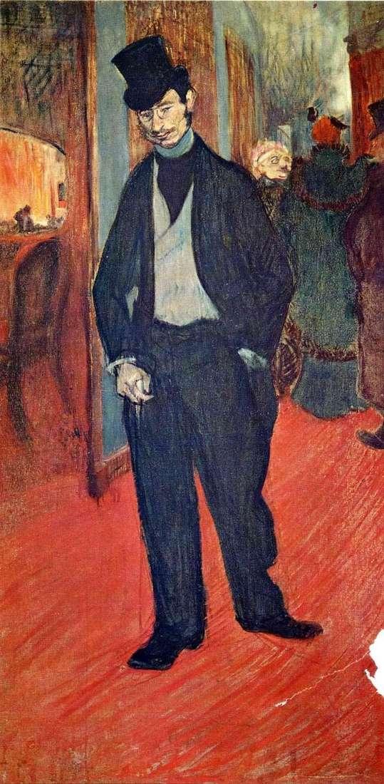 Tapier de Celerand   Henri de Toulouse Lautrec