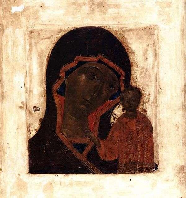 喀山的上帝之母