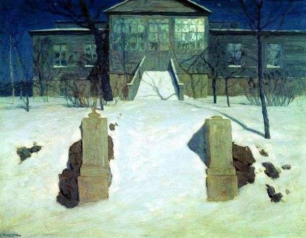 月光之夜   斯坦尼斯拉夫茹科夫斯基