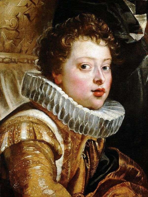 Vincenzo II Gonzago   Peter Rubens