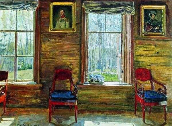 Joyful May   Stanislav Zhukovsky