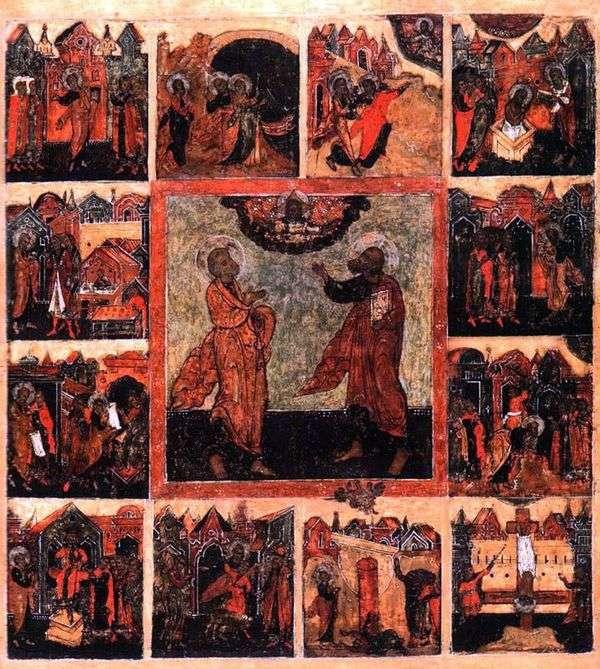 第一使徒彼得和保罗,在12封印章中行动