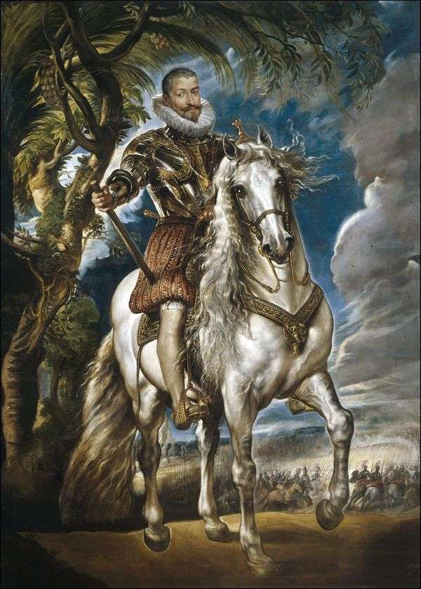 莱尔马公爵   彼得鲁本斯