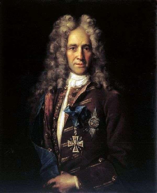 大臣GI Golovkin   Ivan Nikitin的画像