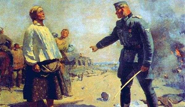 党派的母亲   谢尔盖 格拉西莫夫