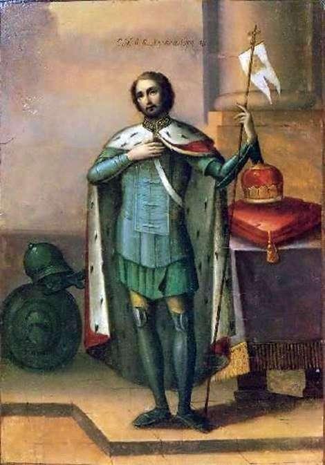 圣王子亚历山大涅夫斯基