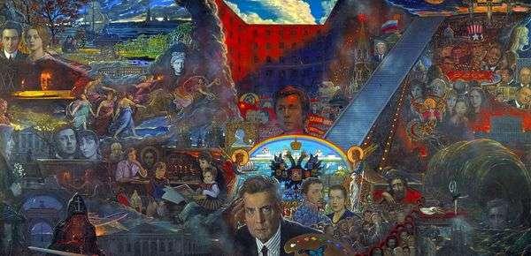 我的生活   伊利亚格拉祖诺夫
