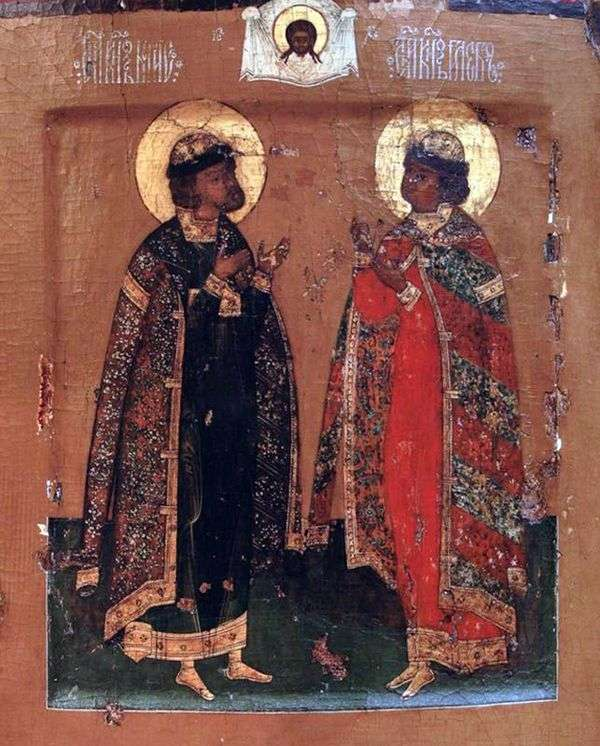 神圣王子鲍里斯和格列布