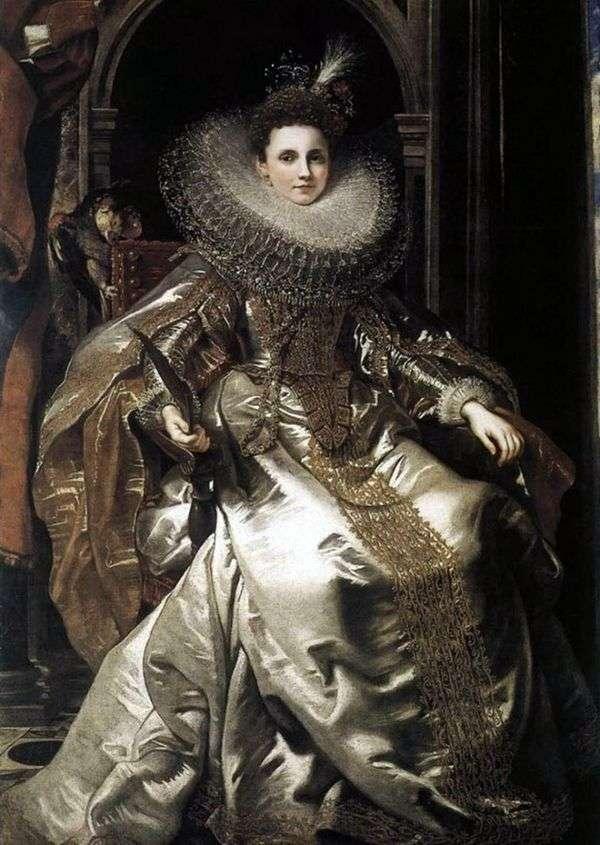 Maria Pallavicino   Peter Rubens