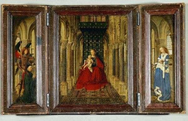 祭坛   Jan Van Eyck