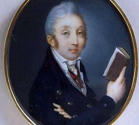 M. M. Speransky伯爵的画像   P. A. Ivanov