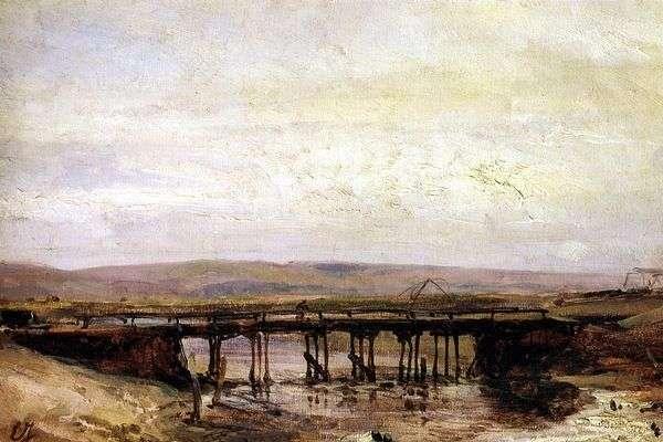 木桥   尤金伊莎贝