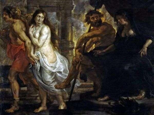 Orpheus和Eurydice   Peter Rubens