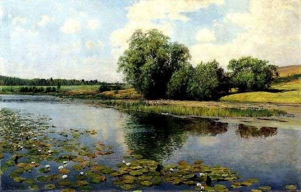 河中午   伊利亚Ostroukhov