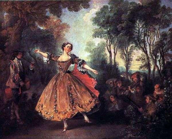 Camargo Dancer   Nicola Lancre