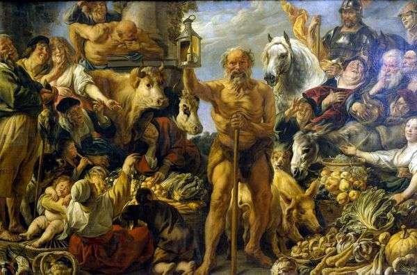 提奥奇尼斯寻找男人   雅各布乔达恩斯