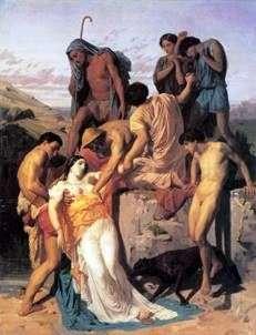 Zenobia,由牧羊人在Arax   Adolph Bouguero河岸发现