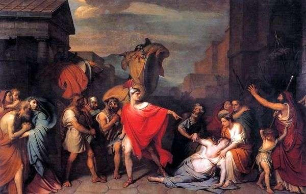 卡米拉的死亡,霍勒斯的姐妹   西奥多布鲁尼
