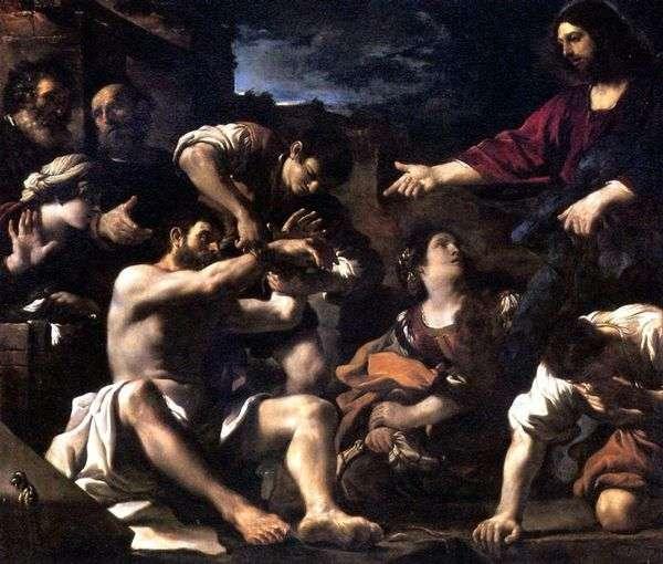 拉撒路的复活   Gverchino