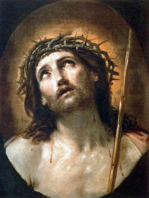 基督在荆棘王冠   Renee Guido