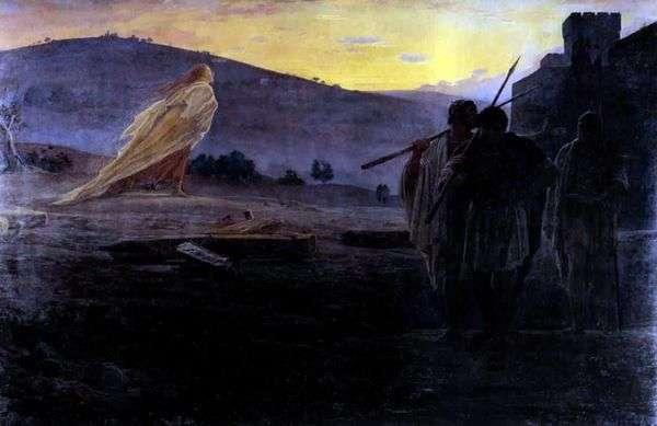 复活的使者   尼古拉歌