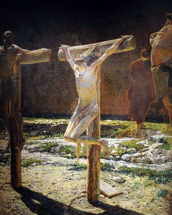 被钉十字架   尼古拉格