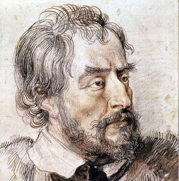 阿兰达伯爵的肖像   彼得鲁本斯