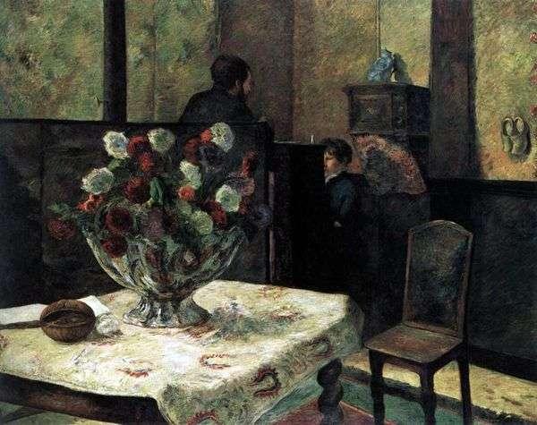 艺术家的内部在Ryu Karsel   保罗Gauguin