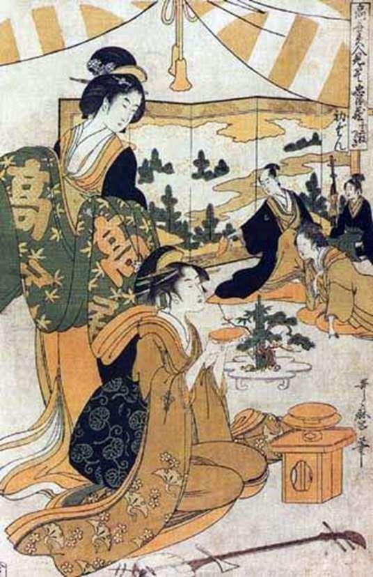 轿车   北川Utamaro