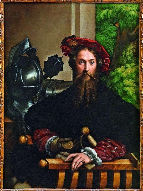 Galeazzo Sanvital,Fontanelato王子   Francesco Parmigianino