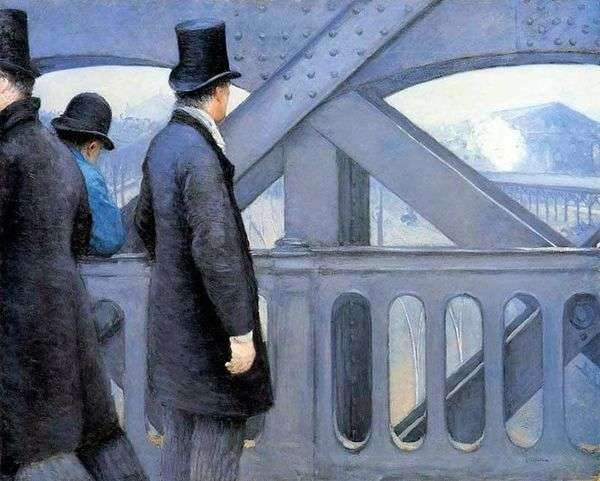 在欧洲的桥梁   古斯塔夫Caibotte
