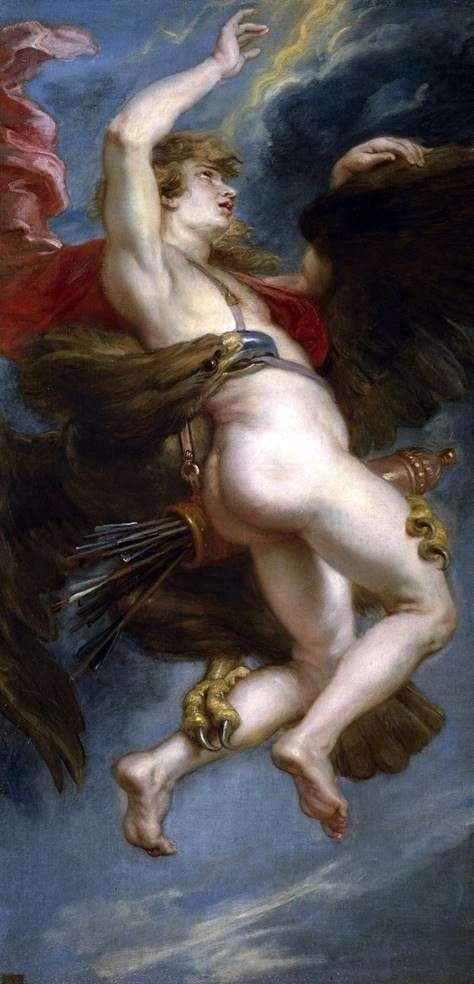 绑架Ganymede   Peter Rubens