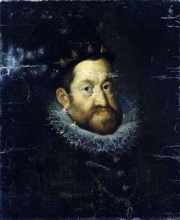 皇帝鲁道夫二世   汉斯冯亚琛