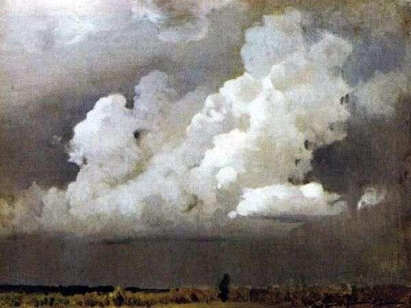 风暴前   艾萨克列维坦