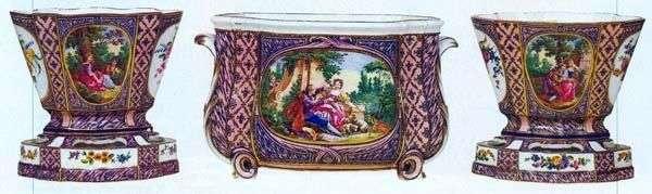 瓷器   弗朗索瓦 布歇