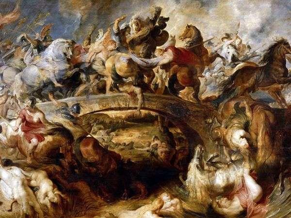 亚马逊之战   彼得鲁本斯