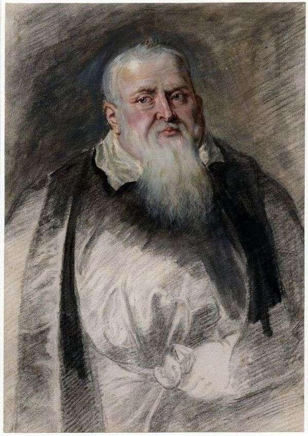 Theodore Terket de Maern爵士   彼得鲁本斯