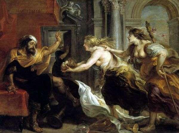 Terey,Procne和Philomela   Peter Rubens